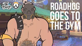 Roadhog goes to the Gym: An Overwatch Cartoon