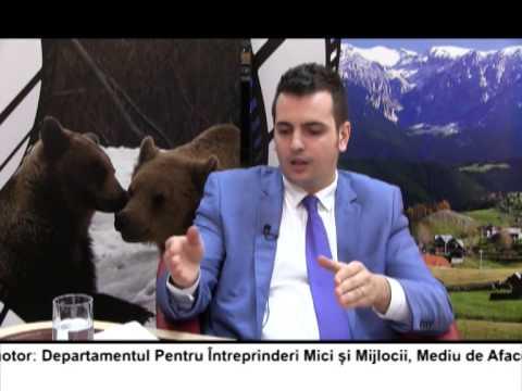 (VIDEO) Locuri de muncă pentru TINEri în București Ilfov și regiunea Nord Est – VALENTIN VOICU (E23)