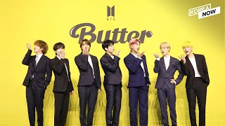 [ENG SUB] BTS 'BUTTER' PRESS CONFERENCE
