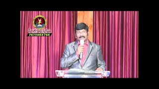 Love The Sinner, Hate The Sin | Dr. B. Ravi Kumar | Melukolupu Swaram | SubhavaarthA