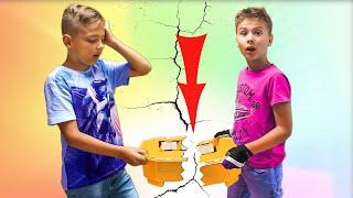 ВОТ ТАК ПОИГРАЛИ!!! ЛУЧШИЕ серии с Владом c BEYBLADE Эволюция сборник/ Fast Sergey / video for kids