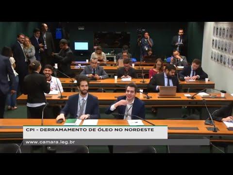 CPI Derramamento de Óleo no Nordeste - Debate com professores e especialistas - 05/12/19 - 10:02