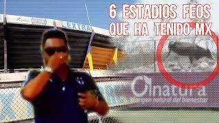 6 Estadios Mas FEOS que ha tenido la Primera division en México, Boser