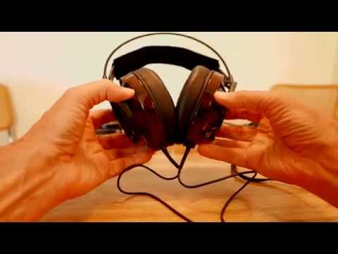 AudioQuest NightHawk Audiophile Stereo Headphone review #1 by Dale