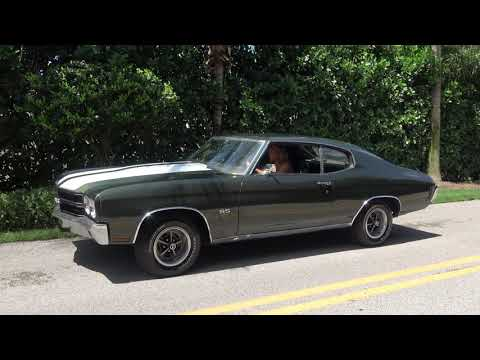 Video of '70 Chevelle SS - QBHV