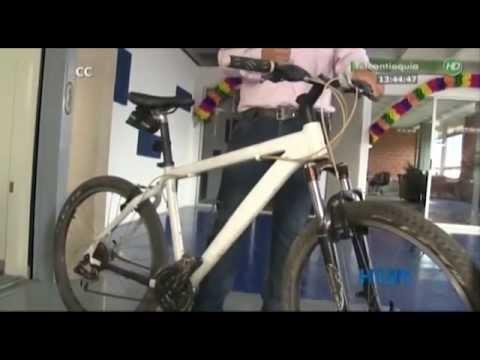 Ofrecen GPS para ubicar su bicicleta en caso de robo