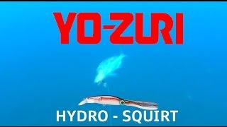 Воблер f176-tmpk yo-zuri hydro squirt 190f