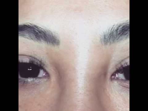 microblading toronto second touch up