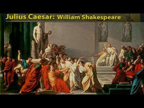 Julius Caesar Play Pdf Class 10
