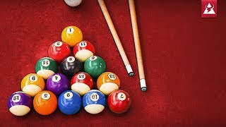 Picture of a game: Billiards