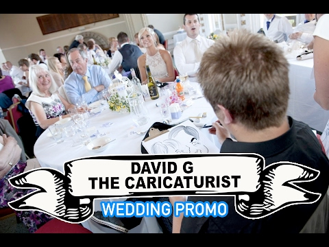 David G The Caricaturist Video
