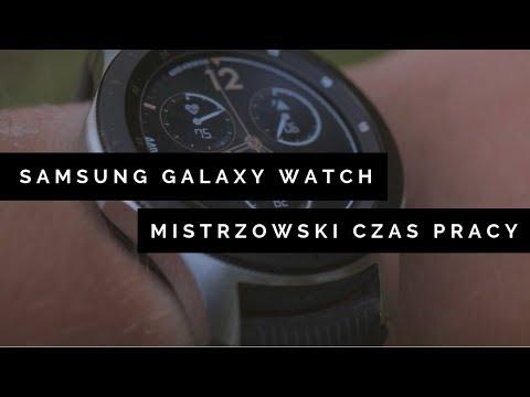 ⌚Samsung Galaxy Watch 46 mm: SAMOWYSTARCZALNY