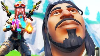 protecting every default skin i find in fortnite...