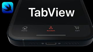 SwiftUI - TabView Tutorial