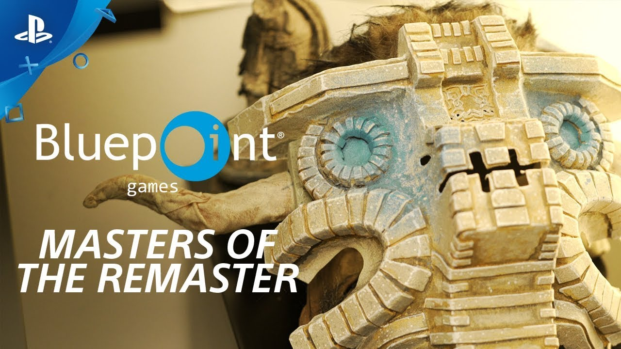 Masters of the Remaster: Inside Bluepoint Games