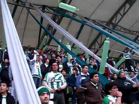 """""""Por que sera"""" Barra: Los Devotos • Club: Deportes Temuco"""