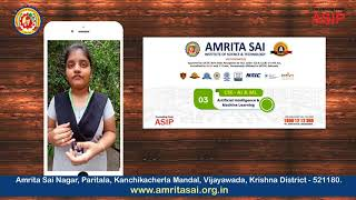 Technical Labs with Best Facilities | Amrita Sai