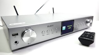 REVIEW: Majority HiFi Tuner (FM/DAB/Internet Radio) & Network Music Streamer. Cheap At 1/2 The Price