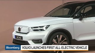 Volvo Cars CEO on XC40 RechargeEV, Hybrid Subsidy, China