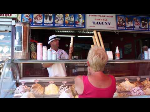 Humor Adulto: Quando você pede um sorvete e ele vem assim