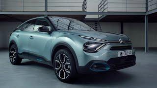 [오피셜] New Citroën C4 & ë-C4 100% ëlectric - Design