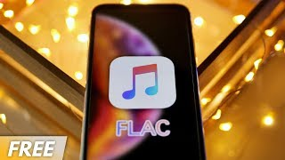 Download High Quality (FLAC) Music On Your IPhone, IPad & IPod Touch (NO JB/PC) | HQ Lossless Audio!
