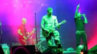 Dream Evil - Children of the Nigh - Live - Made of Metal Festival 2014