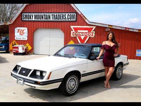 Video of '83 Mustang - NCCS
