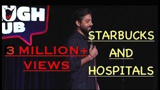 Vijay Yadav - Starbucks and hospitals