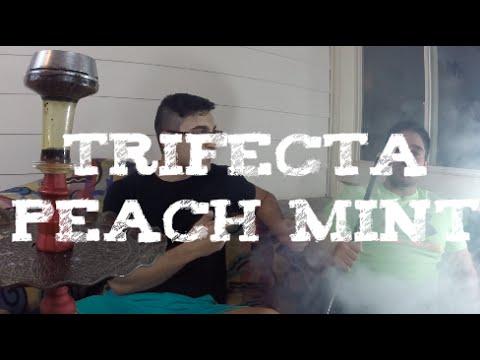 Trifecta Tobacco: Peach Mint