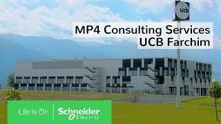 MP 4 Consulting Services bei UCB Farchim