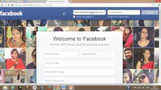 HOW TO TYPE IN HINDI ON FACEBOOK