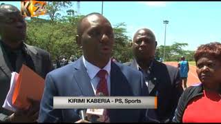 Sports PS refutes claims of joyriders in Team Kenya to Australia