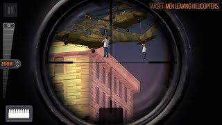 Sniper 3D Assassin:shoot to kill Region 13(Jefferson Plains) All Primary Missions 1-40 Completed