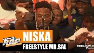 Niska   Freestyle Mr. Sal #RecordBattu #PlanèteRap