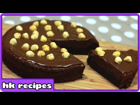 2 Ingredient Nutella Cake Recipe | Learn How To Cook : Fun Food for Kids by Hoopla Recipes – 4K
