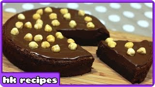 2 Ingredient Nutella Cake Recipe | Learn How To Cook : Fun Food for Kids by HooplaKidz Recipes – 4K