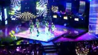 Eurovision BG08, 2-4 Family - Lean On Me