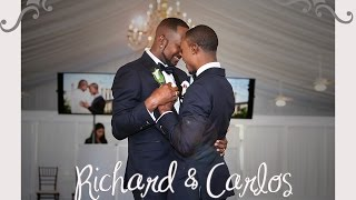 Richard And Carlos Wedding 9.27.15