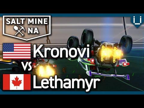 Salt Mine NA Ep.1 | Kronovi vs Lethamyr | 1v1 Rocket League Tournament
