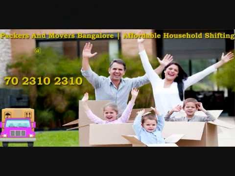 Packers And Movers Bangalore | Affordable Household Shifting - YouTube