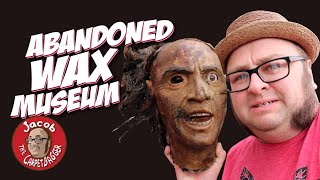 Abandoned Wax Museum