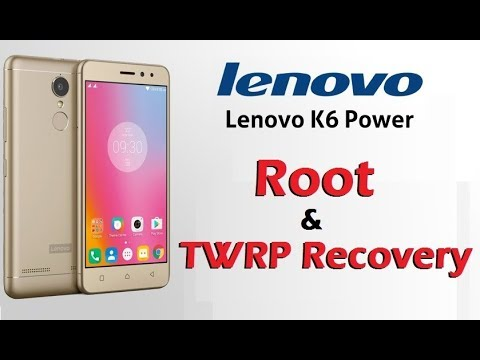 How To Root Lenovo K6 || Full File Download || Check it Out