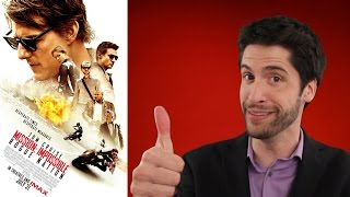 Mission: Impossible - Rogue Nation סקירה