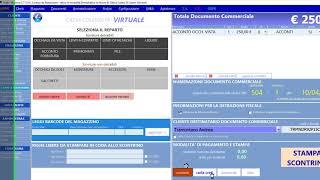 IRIDE - Inserimento nuovo cliente, busta lavoro , privacy e stampe