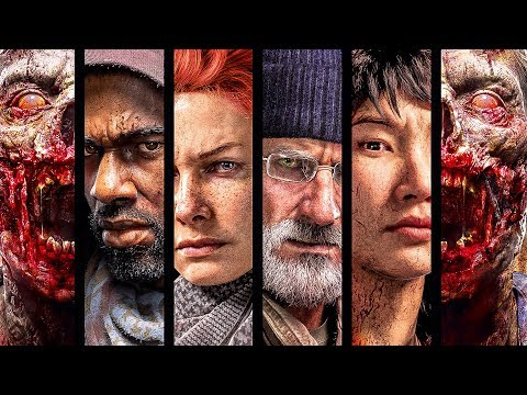 The Walking Dead Game First Look Trailer