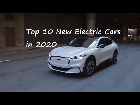 All New Electric Cars in 2020