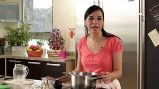 Tu cocina - Pescado en hoja santa con alcachofa