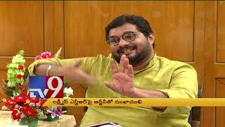 RGV on 'Lakshmi's NTR' : Mukha Mukhi with Jaffar - TV9 Exclusive