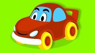 5 Küçük Araba - AfacanTV Çocuk Şarkıları - Arabalı Şarkılar